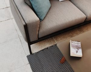 koberec a sedacka