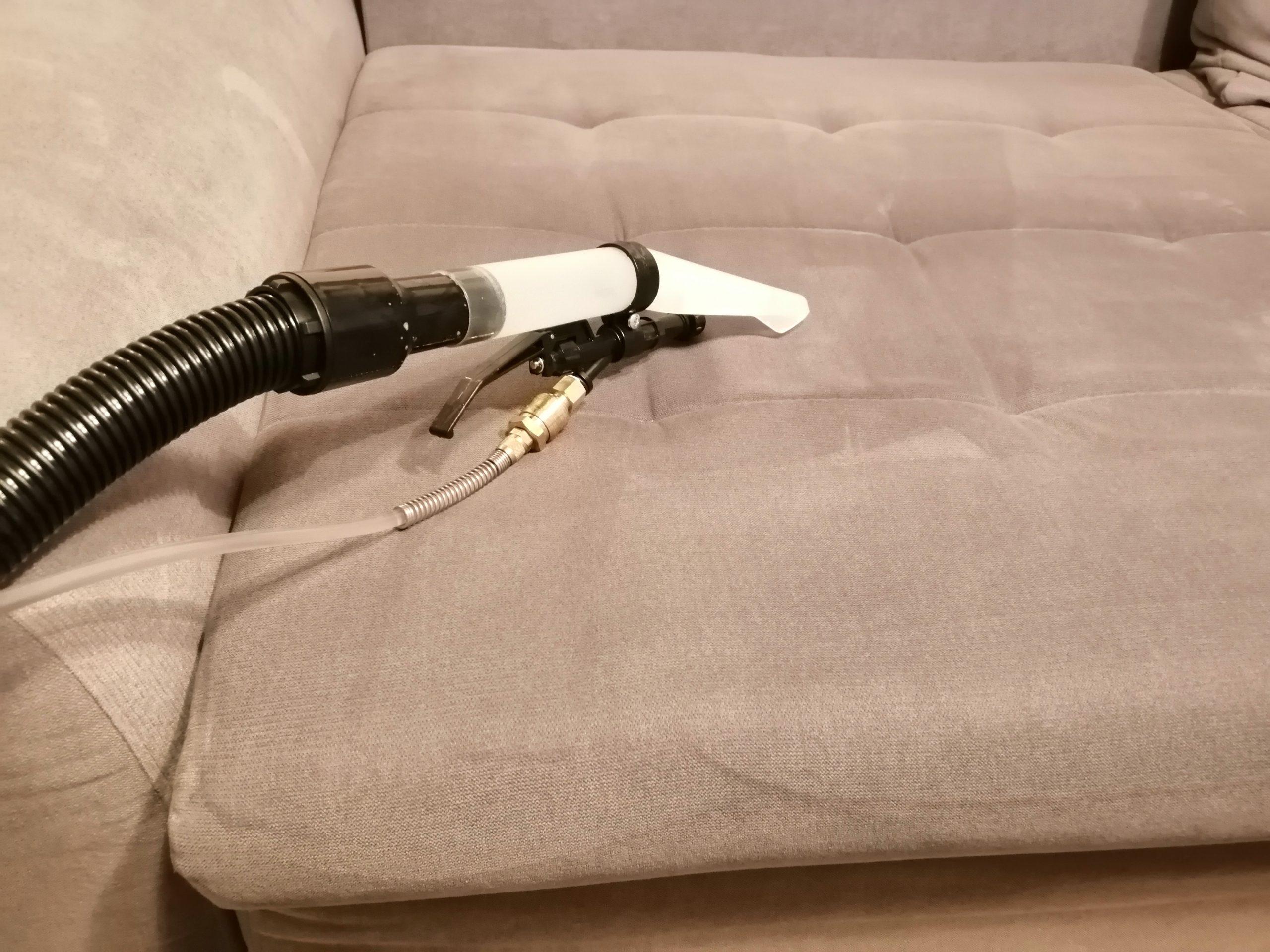 vycistena sedacia suprava